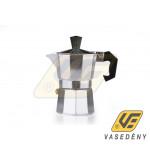 Perfect home 28140 aluminium kávéföző  1 személyes