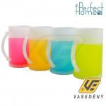 Perfect home 28267 Hűtőpohár színes 0,5 literes