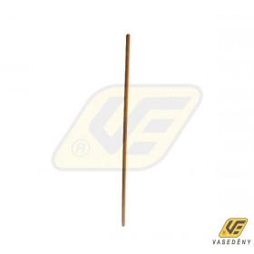 Plastor Trading 34201 Csavarmenetes lakkozott fa nyél 1,2 m