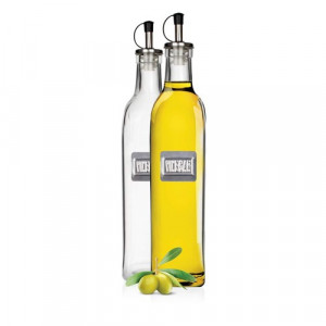 Banquet 04K10005LS2 Culinaria Olaj-ecet kiöntő üveg 2x500 ml