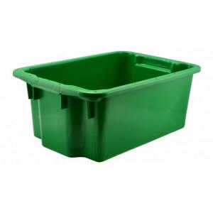 Perfect Home 12539  Szüretelő láda zöld
