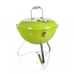 Happy Green 5022014EDG Grillsütő fedéllel Picnic Green Kifutó!