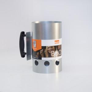 Berndes BBQ 15567 Grillgyújtó kémény faszénhez 27,5x15cm