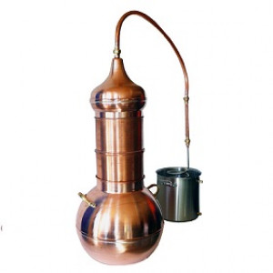 Pálinkafőző aromatoronnyal 48 literes HPFA48H