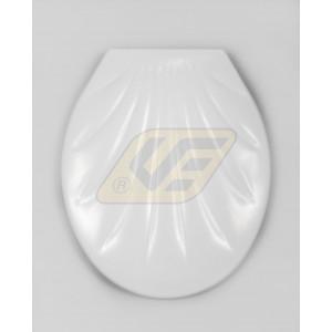 Panitalia P07D Duroplast műanyag WC ülőke kagylós
