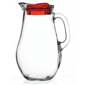 Banquet 3380130 Üveg kancsó műanyag tetővel 1,85 liter Bistro
