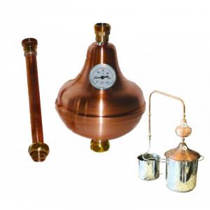 Párlattisztító egység PT50L ECO  50 literes pálinkafőzőhöz