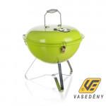 Happy Green 5022014EDG Grillsütő fedéllel Picnic Green