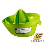 Curver 00737-598-00 Essentials citrusfacsaró zöld