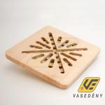 BestOn 01958 Fa alátét kocka 20x20cm
