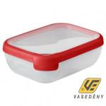 Curver 07379-416-03 Grand Chef Négyszögletes ételtartó doboz 1,2 L