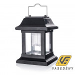Banquet 0980205 Műanyag solar lámpa fekete Activer