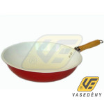 Perfect home 10264 kerámia bevonatos wok 30 cm
