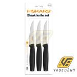 Fiskars 102659 Steak kés készlet 3 db-os