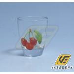 Korona 10601043 Pálinkás pohár cseresznyés