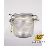 Bormioli Rocco 119060 Fido Trans csatos üveg 0,2 literes