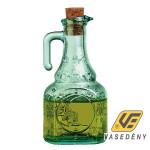 Bormioli Rocco olaj kiöntő, üveg, 0,25 liter, Country Home Helios, 119342