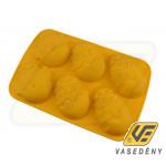 Perfect Home 12343 Szilikon sütőforma húsvéti tojás