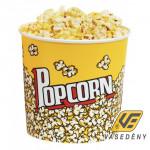 Perfect Home Popcorn tartó vödör, műanyag, 18x18 cm, 13014