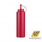 Paderno Adagoló flakon, műanyag, 360 ml, piros, 19799975