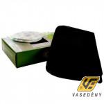 Panitália Szúnyogháló, tépőzáras, fekete, 130x130cm, FS03