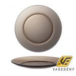 Duralex Lapos tányér, temperált üveg, 23,5 cm, Lys, 201041