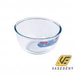 Pyrex Salátástál, hőálló üveg, 0,5 liter, Prep and Store, 203005