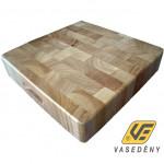 Parawood 210030 Fa tőkevágó blokk 40x40x6,5 cm