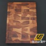 Parawood 210101 Fa vágódeszka 33x46x4 cm