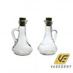 Banquet 3380108 Olaj-ecet tároló üveg 2 részes