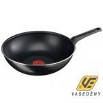 Tefal B3091942 Invissia wok serpenyő 28cm