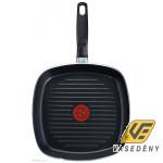 Tefal B3014072 Extra grill serpenyő 26x26cm