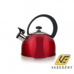 Banquet 48760105  Rozsdamentes teafőző kanna 2 L piros Evora