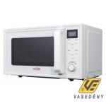 Hauser MW-821D  Mikrohullámú sütő 20 liter 700W fehér