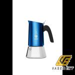 Bialetti Venus kávéfőző  4 személyes blue 7274