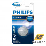 Philips PH-CR2016-B1  Lithium CR2016 3V  1 db