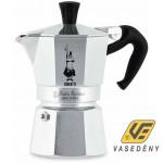 Bialetti 0001168  Moka Express Kávéfőző 2 személyes