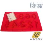 Perfect home 28373 Csokiforma számok pálcikával