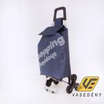 Eurotravel 310044299 Antonio Lépcsőnjáró bevásárlókocsi 30 literes
