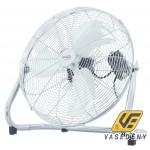 Hauser F-5004N Padló ventilátor fehér 110W 50cm