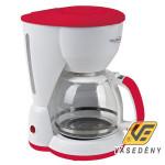 Hauser C-915R Filteres kávé-teafőző fehér-piros