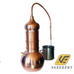 Pálinkafőző aromatoronnyal 35 literes HPFA35H