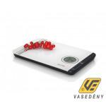 Laica Digitális konyhamérleg Touch Sensor 5 kg / 1 g, fehér ,KS1301W