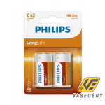 Philips PH-LL-C-B2 LongLife C elem 2db