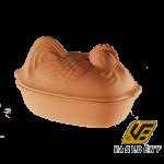 Pataki Kerámia 51032-20 Tyúk sütőtál 5 literes