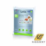 Laica Vákuum légcsatornás, extra erős, BPA mentes csomagoló tasak, 20 x 28 cm, 20 db , VT36050