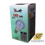 XWATT XWLGE14/5W LED Kis gömb izzó 5W-os E14-es foglalattal
