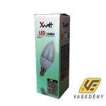 XWATT XWLGYE14/6W LED Gyertya izzó 5W-os E14-es foglalattal