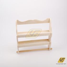 BestOn 00071 Fóliatépő törlőkendőtartóval 35x34cm natúr