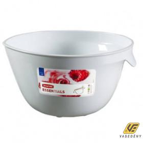 Curver 00732-059-00 Essentials keverőtál 2,5 L fehér
